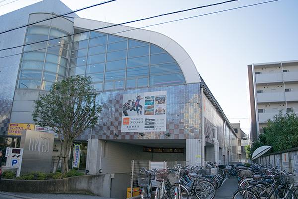 氷川台vs.東武練馬 ティップネス対決