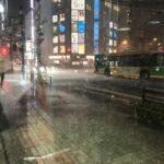 局地的豪雨、池袋は大雨でも埼玉4区は雨降らず・・・
