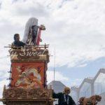 川越祭り 2018 屋台と人の多さに辟易、でもイケメンon 山車