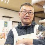 情熱大陸 保護猫カフェ 梅田達也氏 なぜそこまで保護猫に?